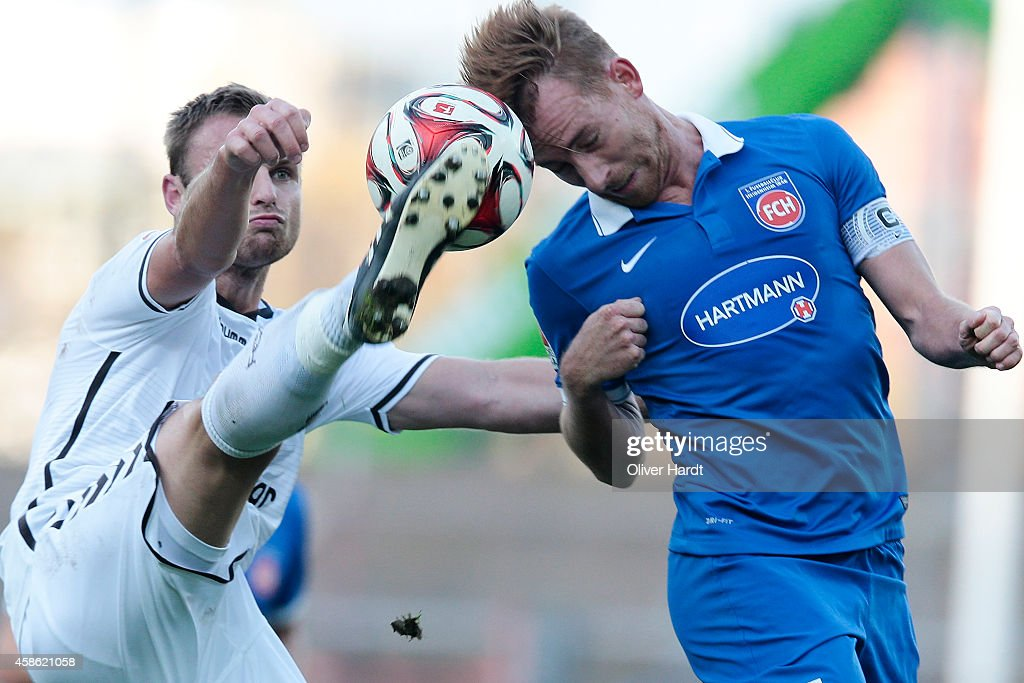 FC St. Pauli v 1. FC Heidenheim - 2. Bundesliga