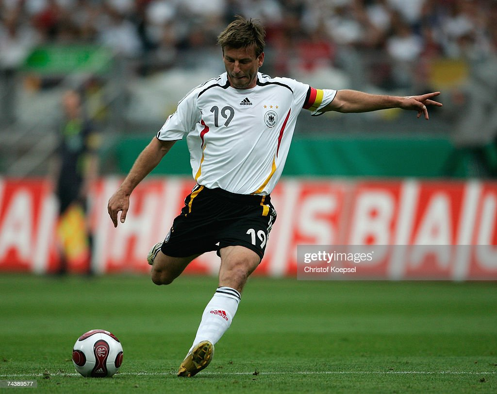 Euro2008 Qualifier - Germany v San Marino