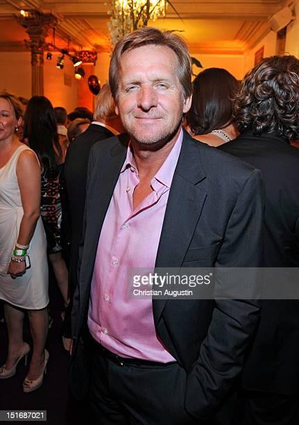 Bernd Schuster attends 'Tag der Legenden' at Schmidts Tivoli on September 9 2012 in Hamburg Germany