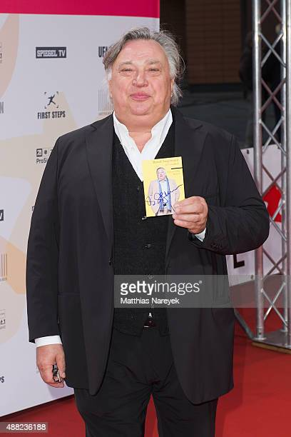 Bernd Stegemann attends the First Steps Awards 2015 at Stage Theater on September 14 2015 in Berlin Germany