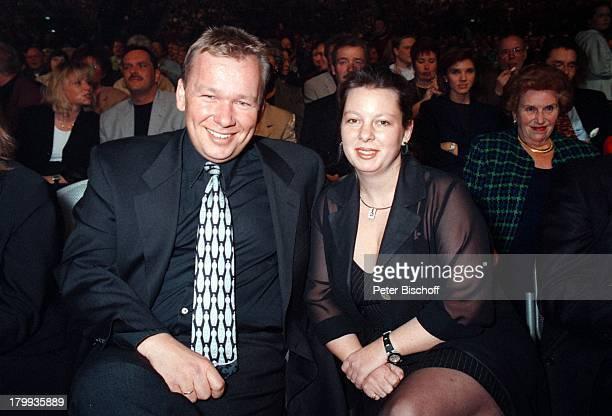 Bernd Stelter Ehefrau Anke 50 JahreMade in Germany ZDFGala Kölnarena