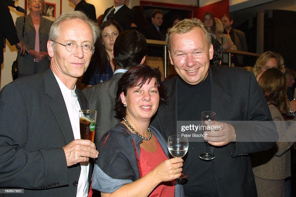Bernd Stelter Frau