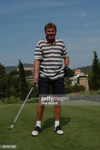 Bernhard Brink GolfTurnier Premiere Golf Trophy Camp de Mar/Mallorca/Balearen/Spanien Golf Club Golf de Andratx Sport SportKleidung GolfKleidung...