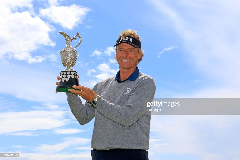 The Senior Open Championship - Day Four