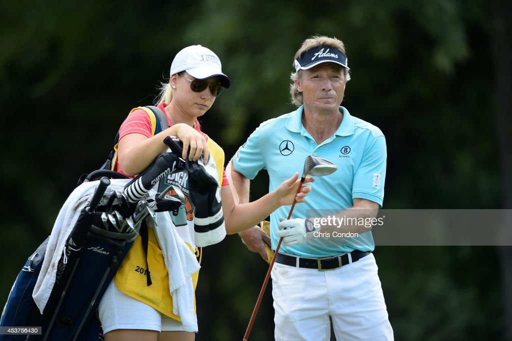 Dick's Sporting Goods Open - Final Round : News Photo