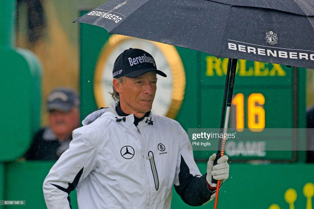 The Senior Open Championship - Day Two : News Photo