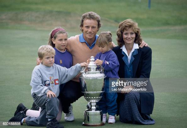 Volvo PGA Championship - Bernhard Langer And Family Pictures | Getty Images