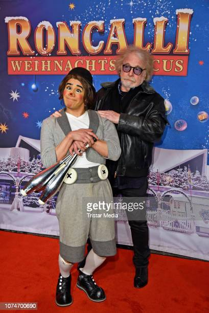 Bernhard Paul attends the 15th Roncalli christmas circus premiere at Tempodrom on December 22 2018 in Berlin Germany