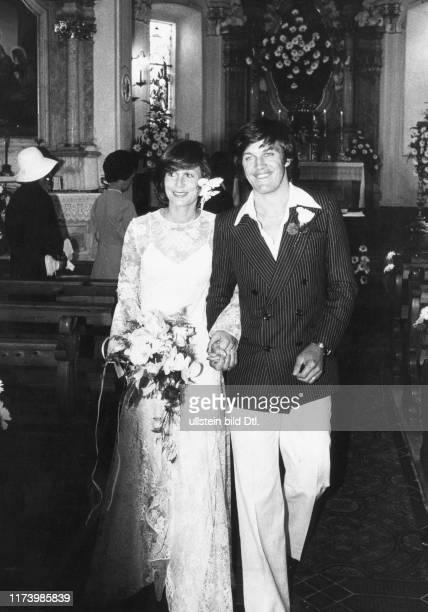Bernhard Russi marries Michèle Rubli