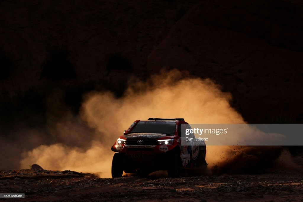 2018 Dakar Rally - Day Twelve