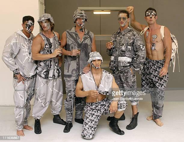 Bernhard Willhelm Fashion Show Men's Wear Collection SpringSummer 2004