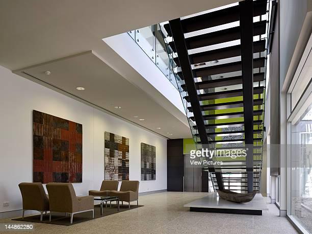 Bernie Banton Centre Concord Sydney New South Wales Australia Architect Mcconnell Smith And Johnson Bernie Banton Centre Interior Reception Lobby And...