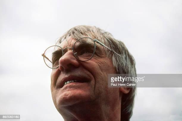 Bernie Ecclestone Grand Prix of Germany Hockenheimring 27 July 1997