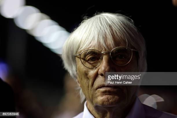 Bernie Ecclestone Grand Prix of Singapore Marina Bay Street Circuit 25 September 2011