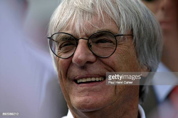 Bernie Ecclestone, Grand Prix of Turkey, Istanbul Park, 27 August 2006.