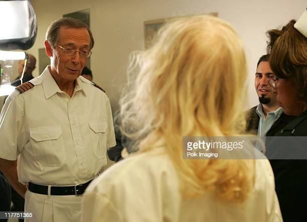 Bernie Kopell and Loretta Swit during 2006 TV Land Awards Spoof of Grey's Anatomy at Robert Kennedy Medical Center in Los Angeles California United...