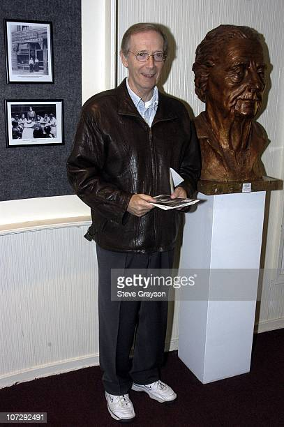 Bernie Kopell during Renee Taylor's OneWoman Stage Portrait An Evening With Golda Meir Premiere Engagement at The Canon Theater in Beverly Hills...