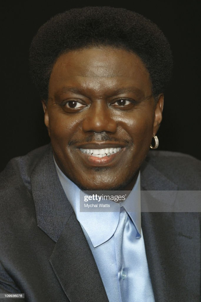 """Bernie Mac, King of Comedy, Signing Copies of New Memoir """"May You Never Cry"""