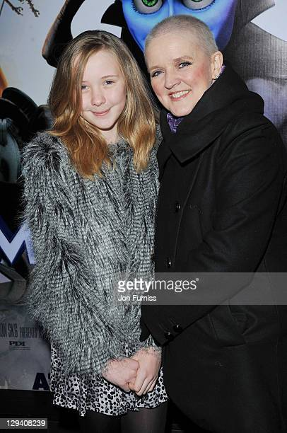 Bernie Nolan attends the Megamind 3D Gala Screening at Vue West End on November 28 2010 in London England
