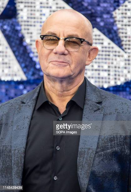 Bernie Taupin attend the Rocketman UK premiere at Odeon Leicester Square