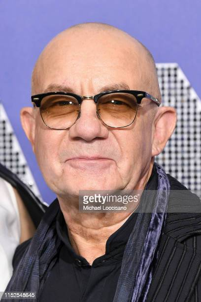 Bernie Taupin attends the New York premiere of Rocketman at Alice Tully Hall on May 29 2019 in New York City