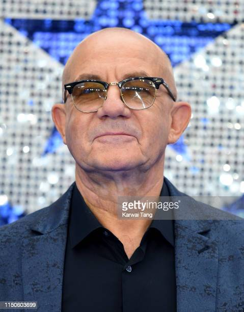Bernie Taupin attends the Rocketman UK premiere at Odeon Luxe Leicester Square on May 20 2019 in London England