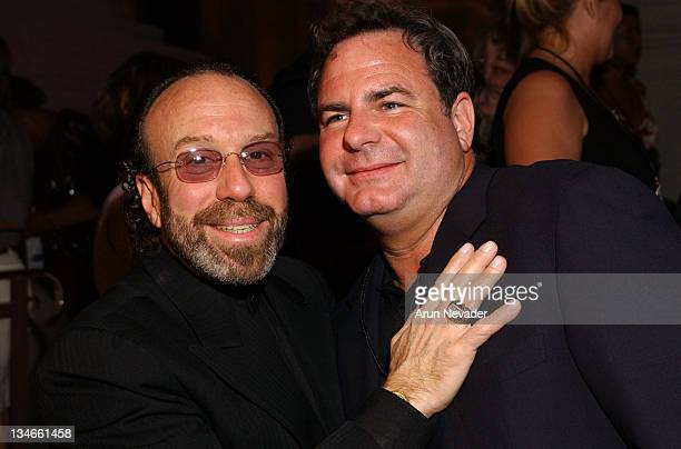 Bernie Yuman and Danny Greenspun during CineVegas 2004 Vegas Magazine and Cadillac Host the Opening Night Party for CineVegas at Caesar's Palace in...