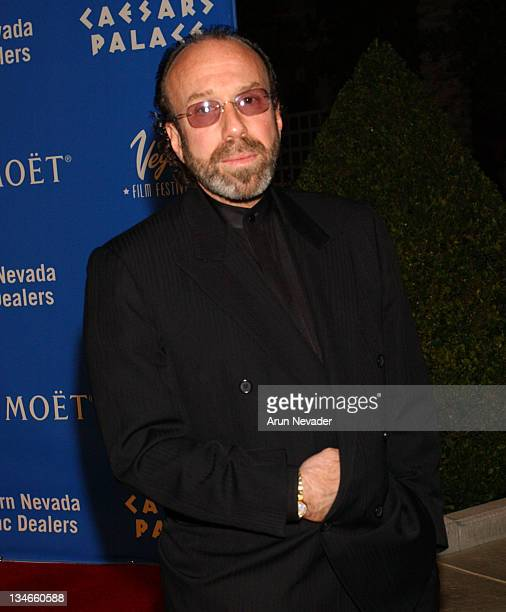 Bernie Yuman of Ziegfried and Roy during CineVegas 2004 Vegas Magazine and Cadillac Host the Opening Night Party for CineVegas at Caesar's Palace in...