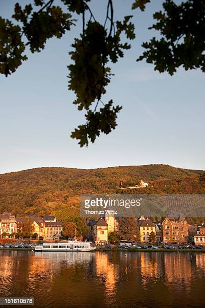 bernkastel kues - moselle stock pictures, royalty-free photos & images