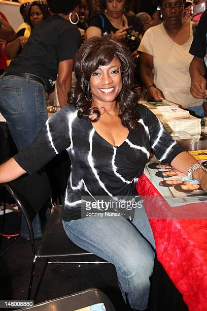 BernNadette Stanis attends the 2012 Essence Music Festival at Ernest N Morial Convention Center on July 7 2012 in New Orleans Louisiana