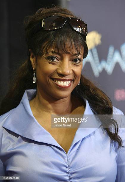 BernNadette Stanis during 6th Annual BET Awards Media Day at Shrine Auditorium in Los Angeles CA United States