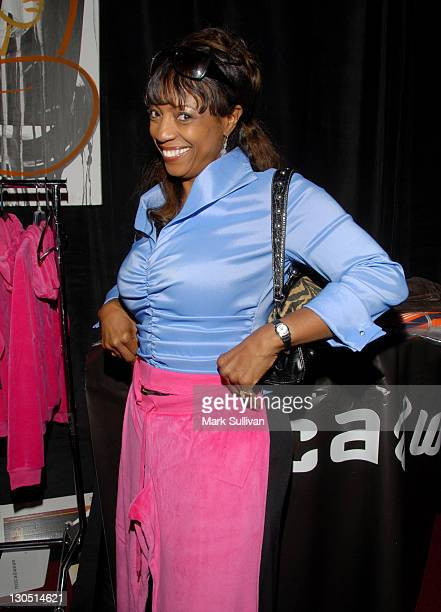 BernNadette Stanis in Backstage Creations 2006 BET Awards The Retreat