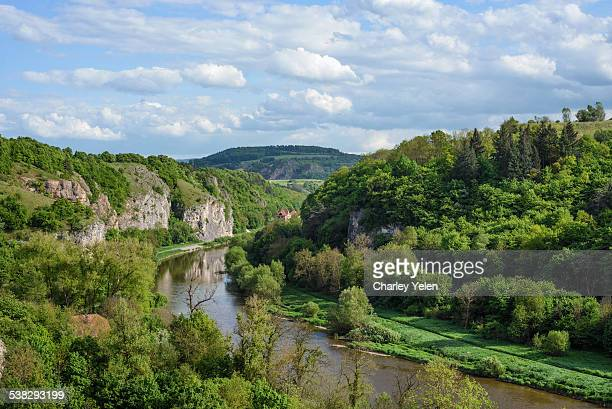 berounka river valley - charley green stock pictures, royalty-free photos & images