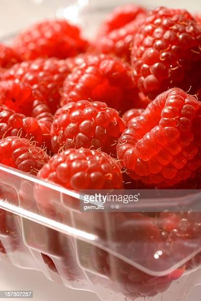 Berries in carton