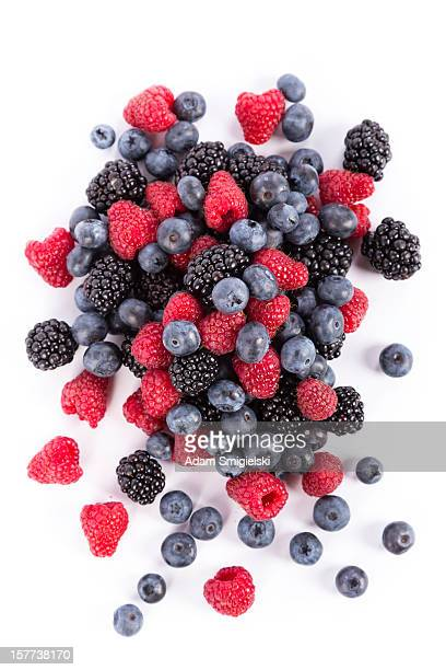 berries - blackberry fruit stock pictures, royalty-free photos & images