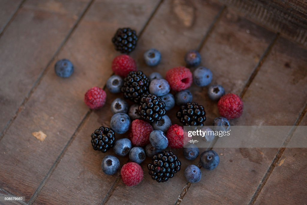 berries : Stock Photo
