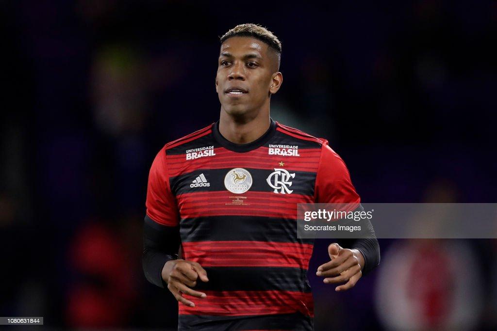 Ajax v Flamengo : News Photo