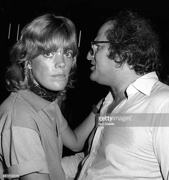 "Berry Berenson and Bobby Zarem attend the premiere party for ""Honeysuckle Rose"" on July 15, 1980 at Xenon in New York City."