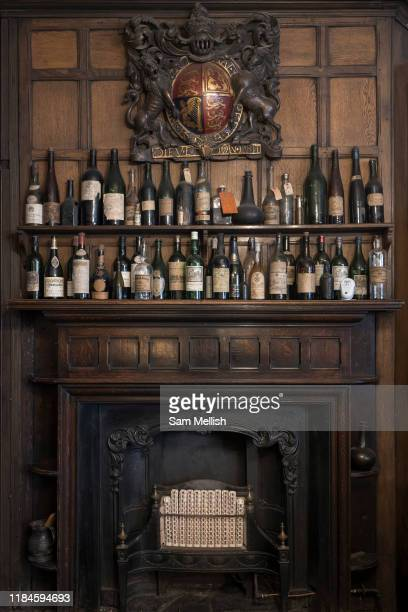 Berry Bros Rudd wine merchant on the 26th September 2019 in London in the United Kingdom Berry Bros Rudd is a familyrun British wine and spirits...