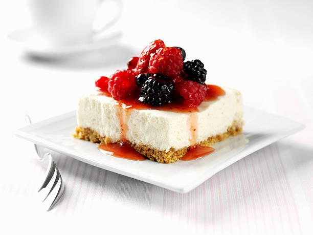 berry cheesecake - 餐後甜品 個照片及圖片檔