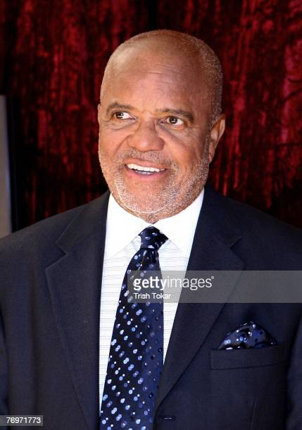 Berry Gordy attends the 29th Annual Evening of Stars honoring Smokey Robinson presented by the United Negro College Fund at the Pasadena Civic...