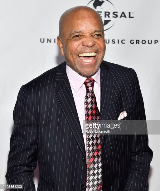 Berry Gordy attends the Universal Music Group's 2019 After Party To Celebrate The GRAMMYs at ROW DTLA on February 10 2019 in Los Angeles California