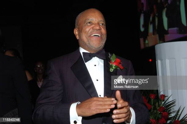 Berry Gordy during MoreHouse College Presents A Candle in the Dark 2005 Gala at Hyatt Regency Atlanta in Atlanta Georgia United States