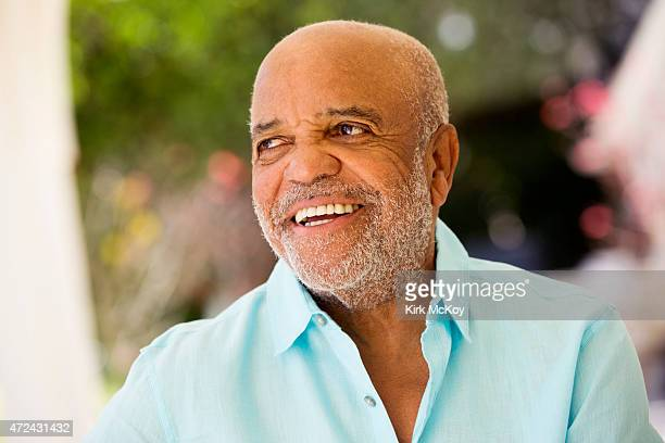 LOS ANGELES CA APRIL 14 2015 Berry Gordy Jr is photographed for Los Angeles Times on April 14 2015 in Belair California PUBLISHED IMAGE CREDIT MUST...