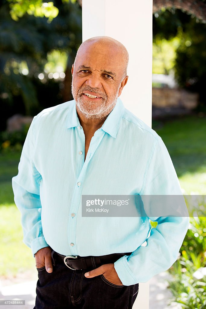 Berry Gordy Jr., Los Angeles Times, May 3, 2015