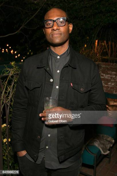 Berry Jenkins attends the Circus Magazine Oscars Celebration hosted by Steve Shaw and Jonas Tahlin CEO Absolut Elyx Sponsored by Volvo and Vaseline...