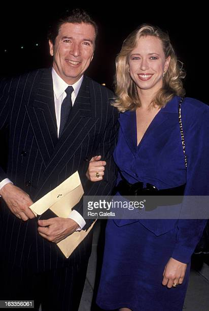 Bert Convy sighted on April 8 1990 at Chasen's Restaurant in Beverly Hills California