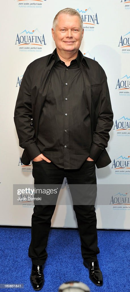 Bert Keeter of 'Project Runway' attends The Aquafina 'Pure Challenge' at The Empire Hotel Rooftop on February 6, 2013 in New York City.