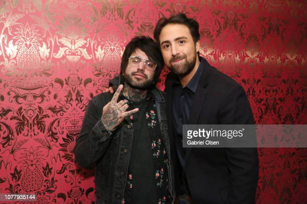 Bert Marcus attends The American Meme special screening after party at the private residence of Jonas Tahlin CEO of Absolut Elyx on December 4 2018...