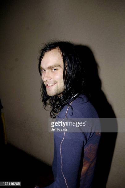Bert McKraken of The Used during 2004 KROQ Almost Acoustic Christmas Night 2 Backstage at Universal Amphitheatre in Universal City California United...